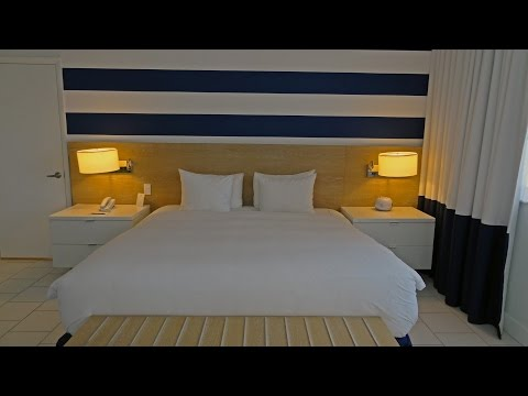 Miami Beach - Pestana South Beach Art Deco Hotel – Bedroom 2203