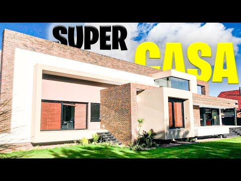 Planos casas de campo moderna de lujo ref hatsu youtube for Planos de casas de campo modernas