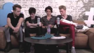 That time when The Vamp played #TheVampsTruthOrDare