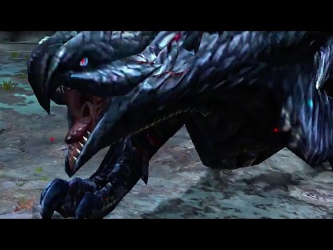 Monster Hunter XX Official Announce Trailer (Japanese)