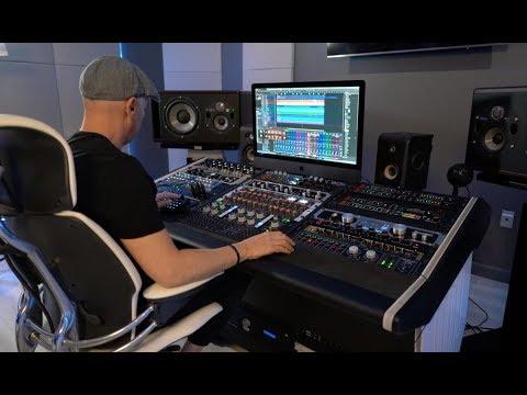 The Dangerous Music System At Studio DMI | Luca Pretolesi