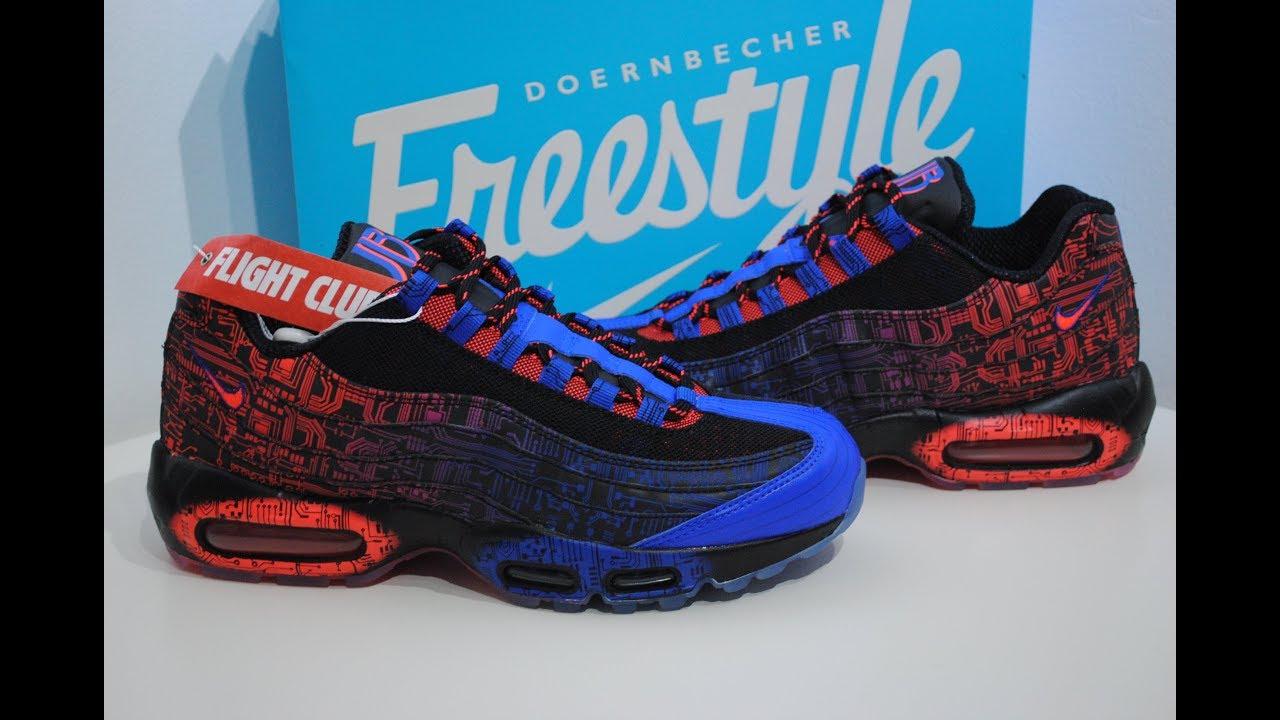 best loved 83e1b c9011 Nike Air Max 95 Premium DB Jordan Doernbecher Product Presentation By Crime  Clothing
