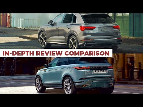 2020 Range Rover Evoque vs 2020 Audi Q3 – Review In-Depth Comparison SUV