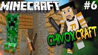 NOS VAMOS A LA MINA ABANDONADA! | Las Aventuras de #ChivoxCraftSurvival | Cap.6 | Minecraft 2.0