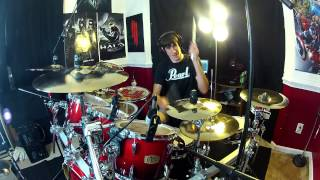 Rush - Drum Cover - YYZ - Tom Sawyer - Spirit Of Radio - Red Barchetta - Rush Medley