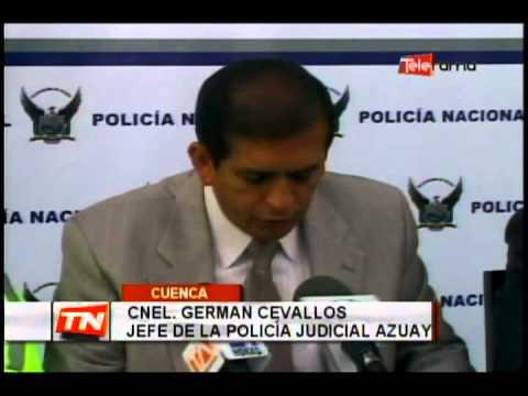 Policía realiza operativos anticachinerías