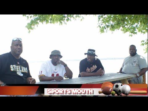 Sports Mouth Talk Show (pilot episode)