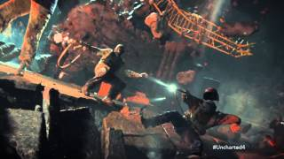 Uncharted 4: A Thief s End - Man Behind the Treasure Trailer
