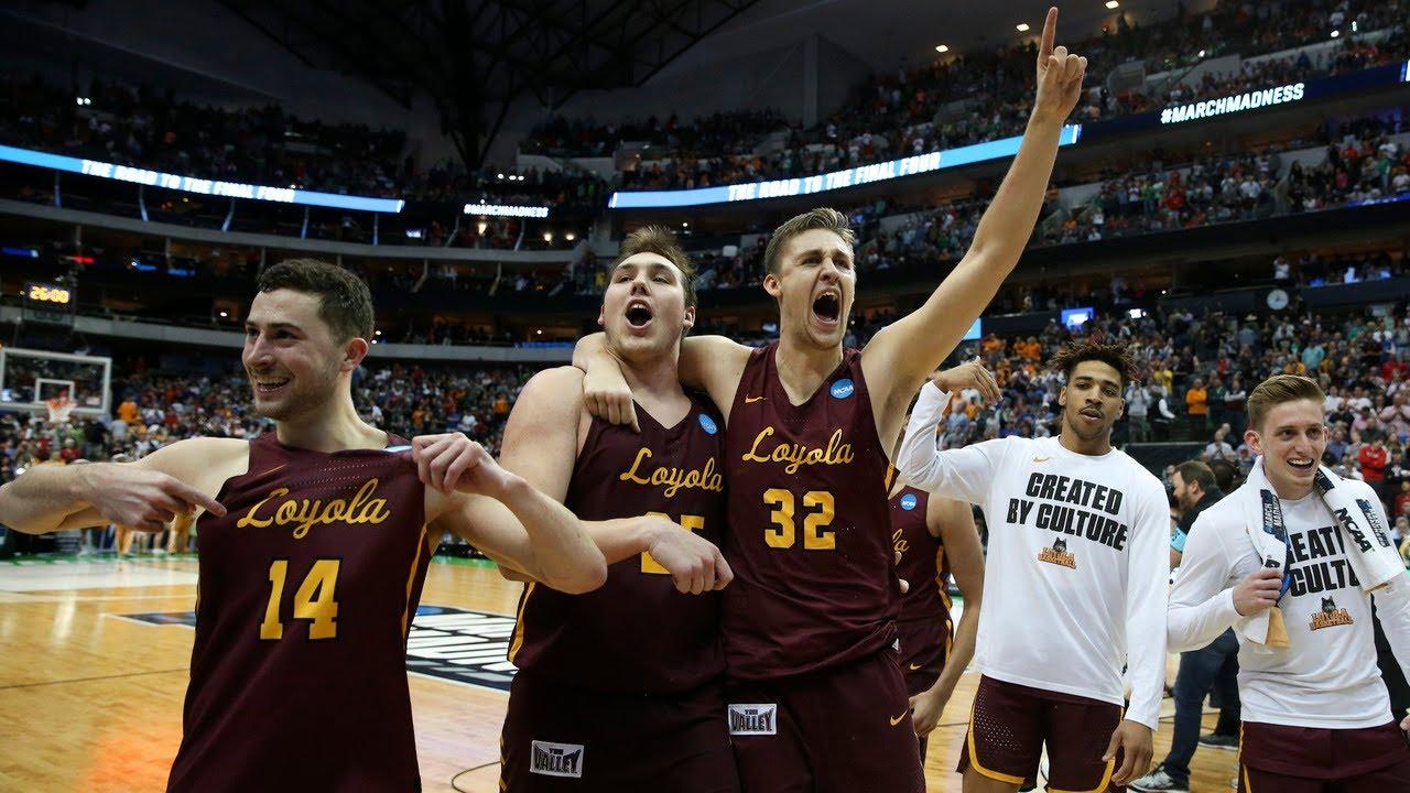 Loyola-Chicago continues their Cinderella run after ...
