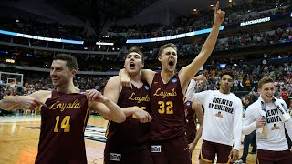 Loyola-Chicago continues their Cinderella run after upsetting Tennessee