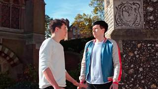 youtube rewind (just the dan and phil parts)