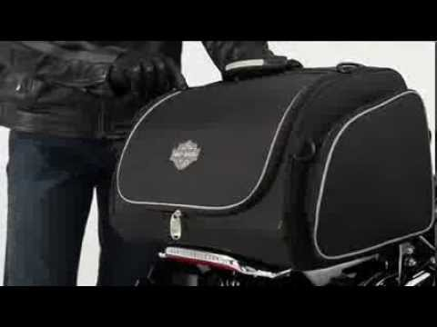 Harley Davidson Overnight Bag 93300005 Youtube