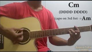 Khairiyat (Arijit Singh) - Guitar Chords Lesson+Cover, Strumming Pattern, Progressions