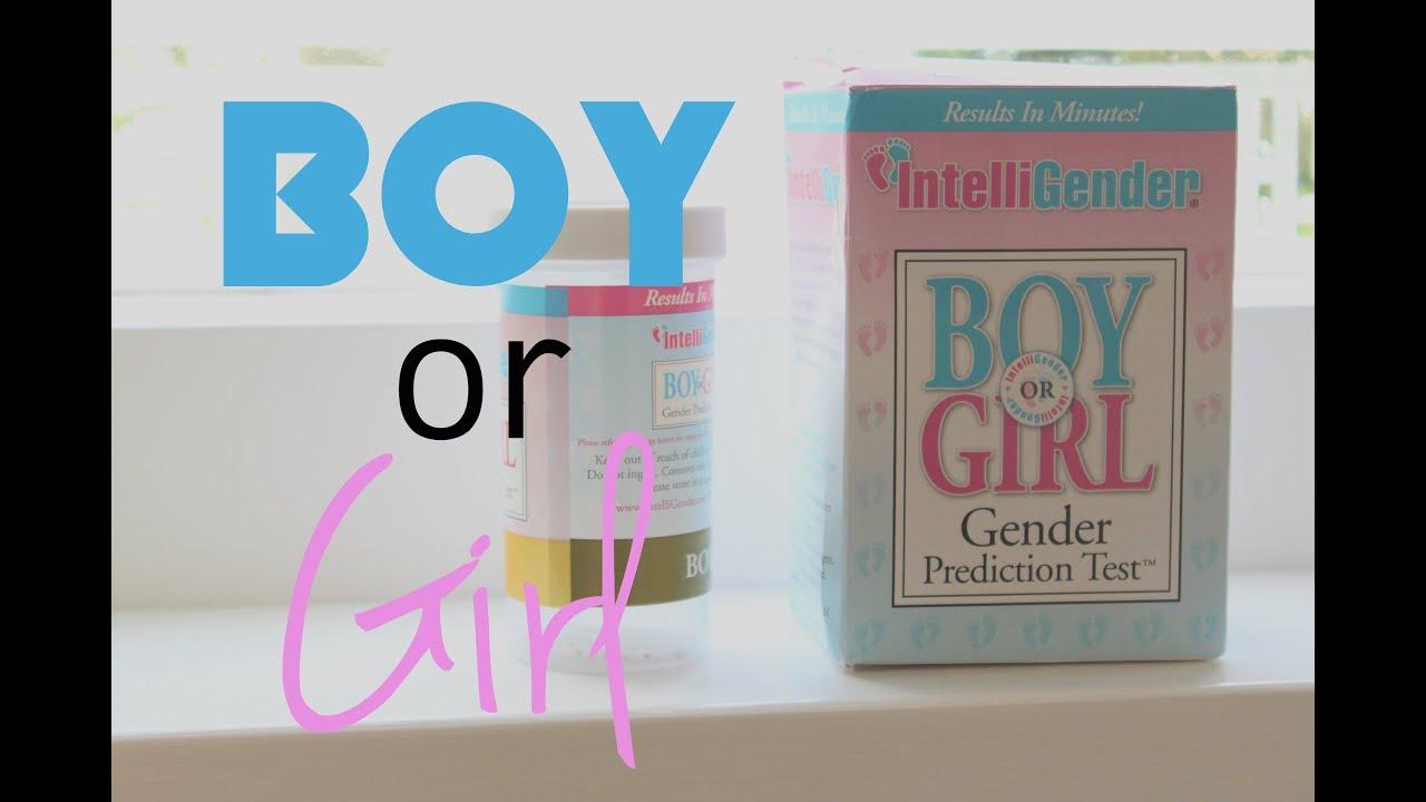 GIRL RESULT Intelligender Gender prediction test