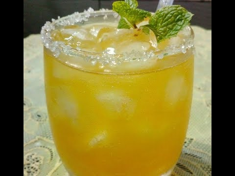 PASSION PUNCH | PASSION FRUIT SODA | PASSION FRUIT JUICE By Kitchen Counter