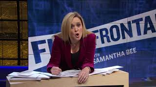 Sorry, Oscars, Sam Already Has a Hosting Gig | Full Frontal on TBS