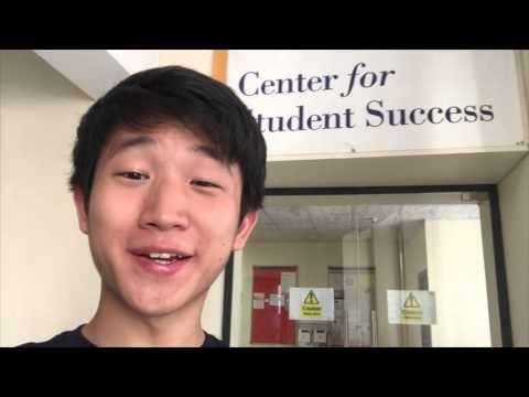 Harvard Student Michael He Visits the American University of Armenia