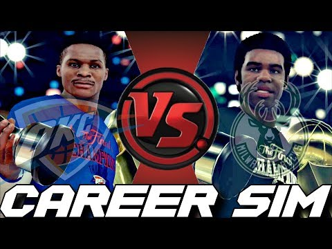 SIMULATING RUSSELL WESTBROOK VS. OSCAR ROBERTSON