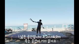울주해양레포츠센타캠핑장,더골프클럽