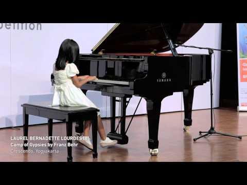 Yamaha Piano Competition 2015