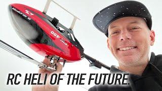 Vidéo: FLYWING FW450L V2.0 Easy to Fly - RTF