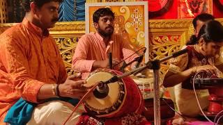 Dr.Vaikkam Vijayalakshmi at Devasthanam Music Dance Fest 2018