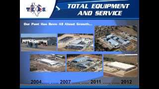 Gambar cover Welcome to Total Equipment And Service