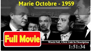 Marie-Octobre (1959) *Full* MoVieS*