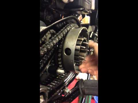 Problem with matchless clutch