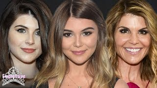 Lori Loughlin's Daughters, Olivia Jade And Isabella, Drop Out Of College! #collegecheatingscandal