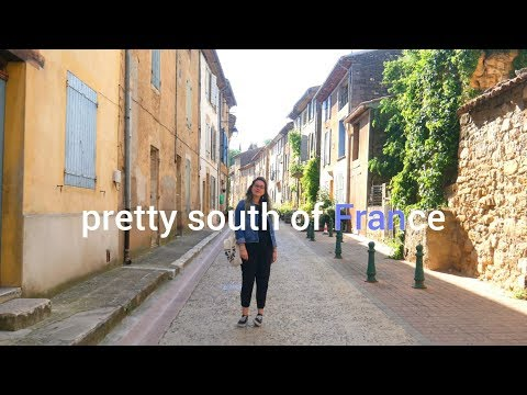 VLOG - southern french village (and many fails)