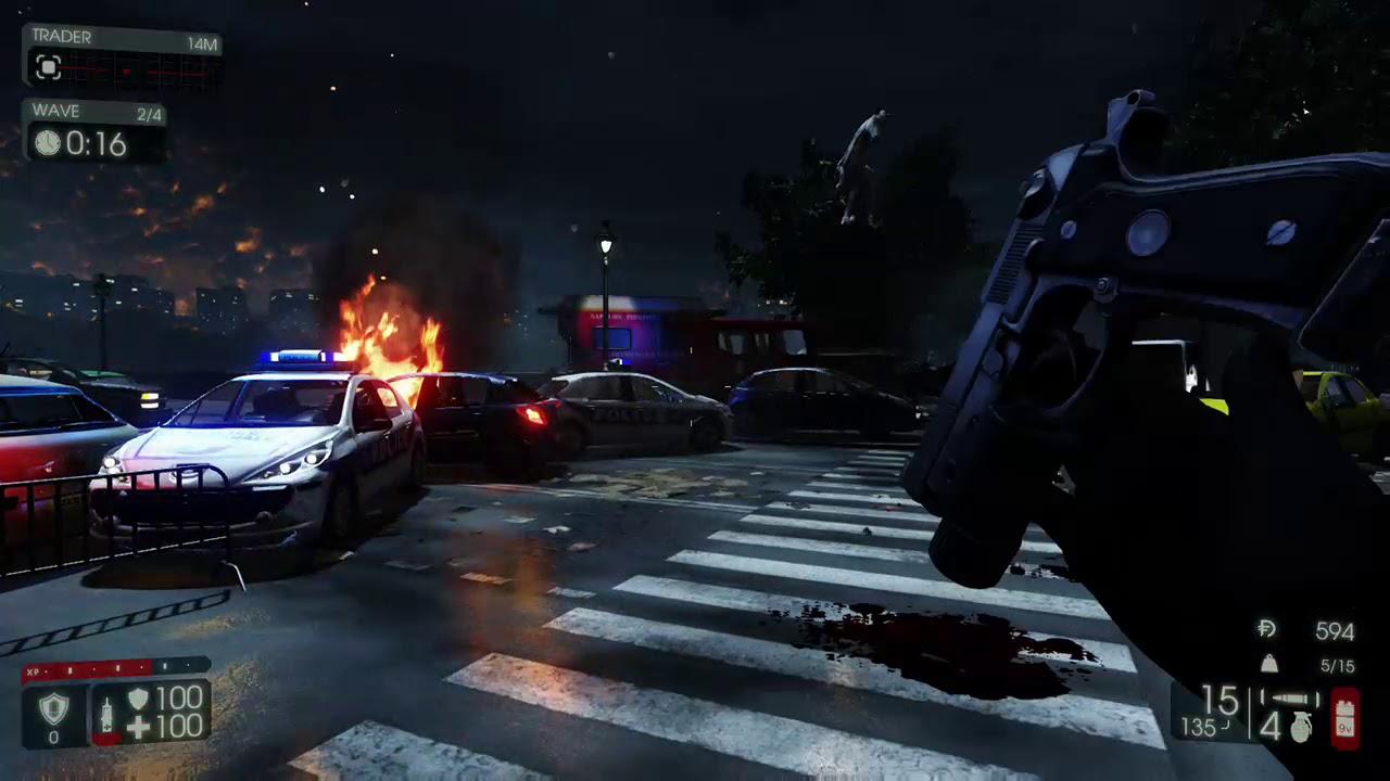 Killing Floor 2 Xbox One Co Op Paris