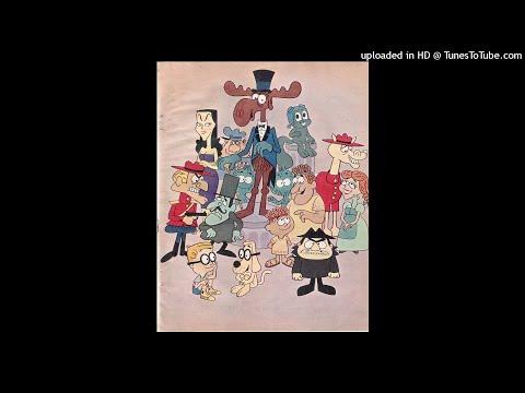 Bill Scott - Happy To Be Bullwinkle (full version)