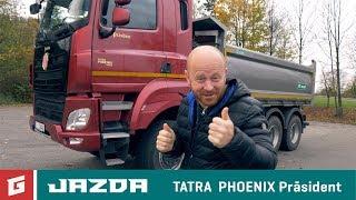 TATRA PHOENIX 6x6 Präsident - GARAZ.TV - Rasťo Chvála