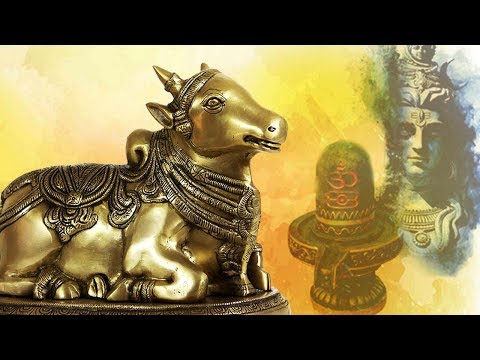 Nandi Gayatri Mantra & 108 Names Of Nandi With Lyrics | The Sacred Bull | Shiva Pooja