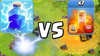 BLITZZAUBER VS GIFTZAUBER! || CLASH OF CLANS || Let's Play CoC [Deutsch/German HD Android iOS PC]