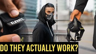 DO YOU REALLY NEED THIS? ELEVATE TRAINING MASK REVIEW by Rush Athletics | WATCH BEFORE YOU BUY