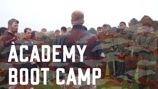 Crystal Palace FC Academy RAF Boot Camp
