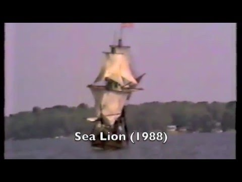 Jack Dean (2009) History of Sailing Vessels