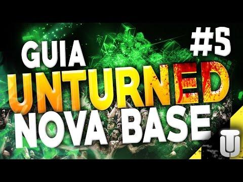 CUIDADO COM O MAICO JÉCSO!! | Guia do Unturned #5 [UnturnedBR]
