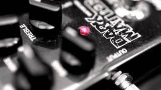1x opened box *NEW* t.c TC Electronic Dark Matter Distortion pedal b-stock