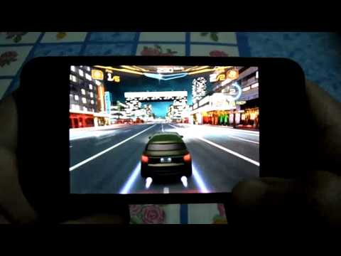 ASPHALT 7 HEAT IPHONE 4S GAMEPLAY