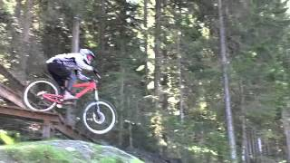 Austrian Alpine Activities Downhilling