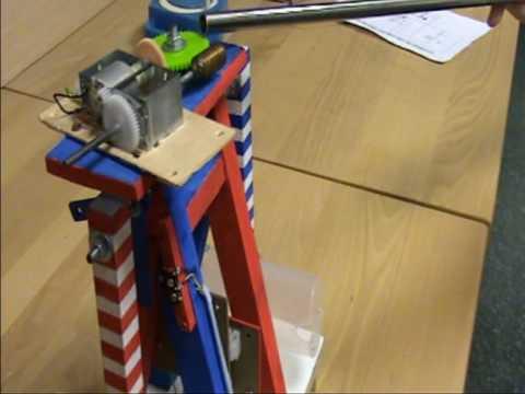 El martillo mpg youtube for Mecanismos de estores caseros