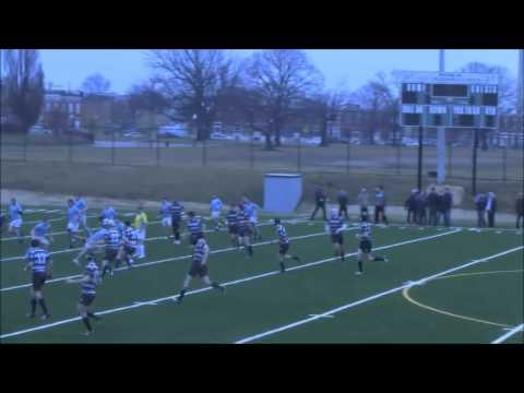 Hopkins Rugby V Columbia