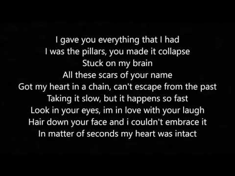 Edge Of The World - By: Ivan B (Feat. Niykee Heaton) (Lyrics)
