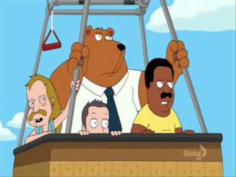 The Cleveland Show I Want My Babys BACK