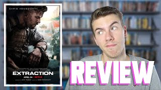 Extraction (2020) - Movie Review