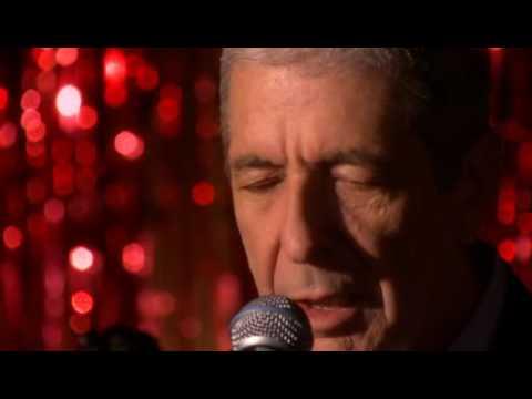 U2 & Leonard Cohen - Tower of song