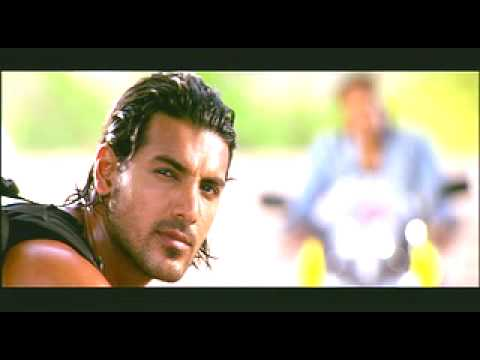 John Abraham / Dhoom / last scene to chases